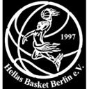 Logo des Hellas Basket
