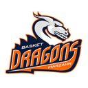 Logo des Basketballvereins Basket Dragons Marzahn