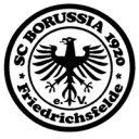 Logo des Basketballvereins SCB Friedrichsfelde 1